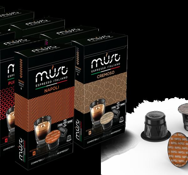 Nespresso® Compatibles Coffee